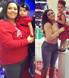 Struggling With Depression and Eating Issues, Houston Mom Finds A Set Of Yoga Burn Poses to Lose Over 70 Pounds After Husband Cheats