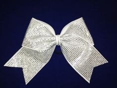 Full Rhinestone Bow