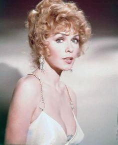 Stella Stevens as Linda Rogo in the official publicity portrait