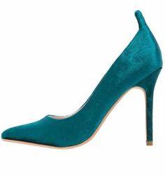 Topshop Gardenia Zapatos Altos Teal zapatos Zapatos Topshop Teal Gardenia altos Noe.Moda