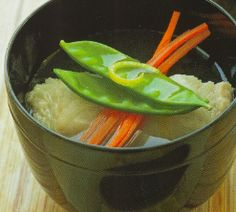 Seriously my favorite thing on earth Seafood Consomme, SOUP, Japanese Recipe, Japanese Food Recipe