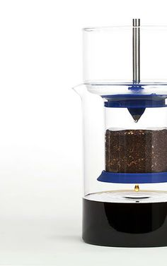 Kickstarting: A Coffeemaker For Cold-Brewing At Home