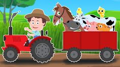 Join schoolies in their musical adventures with 'Old Mac Donald Had A Farm'. Visit Mr.MacDonald's farm with schoolies and meet and the fun zoo animals.  #schoolies #oldmacdonald #nurseryrhymes #kidssongs #babysongs #educational #kids #babies #fun #playtime #toddlers