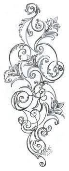 f3c85cf0da4db2a7858e2a2125a82c4b--filigree-design-filigree-tattoo-designs.jpg (143×352)