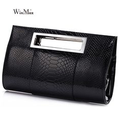 How to Sale Price US $17.98 Discount 51% New Hot Noble Ladies Handbags Fashion Women Alligator Design Day Clutches Evening Bags Bride Wedding Party Bags Bolsas Mujer the recession with one hand tied behind your back #womens-fashion-evening
