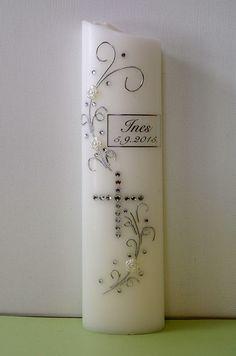 Krsna svijeća  Taufe Kerzen  /   Christening Candle