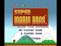Super Mario All-Stars - Super Mario Bros. (SNES)