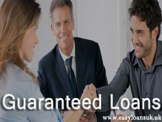 Easy Loans UK because it is providing a real-time deal on guaranteed loans in the UK. The lender is recognized among the leading online lending hubs in the huge marketplace of the UK and since its inception, it has been providing a vital monetary help to the large number of people. This guaranteed loan is also provided by us for helping people during their time of financial instability. To know more on these loans, visit: http://www.easyloansuk.uk/guarantor-loans/