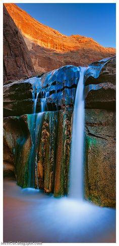 rePinned - 062114 TLK - Water-falls around the World | repinned by www.earthangel-family.de