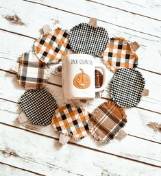Pumpkin Coasters- A Fun and Festive Fall Tutorial Fabric Crafts, Sewing Crafts, Fall Sewing Projects, Halloween Sewing, Sewing To Sell, Fall Gifts, Fabric Pumpkins, Fall Diy, Christmas Sewing Patterns