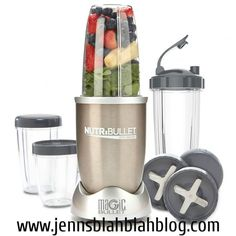 Welcome To The NutriBullet University Review and Giveaway!