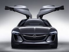 Opel Monza.