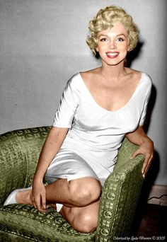 Marilyn Monroe - one of My favorite girls