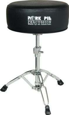 Pork Pie Gel Drum Throne