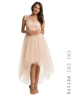 Chi Chi Petite Audrena Dress - chichiclothing.com