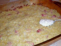 Heti Menü - Kevés pénzből finomat és változatosat: Tócsni liszt nélkül, sütőben sütve