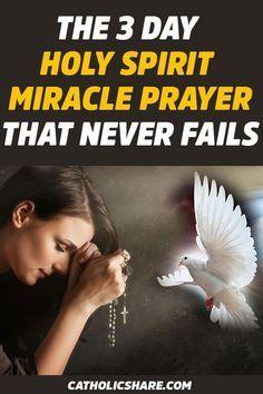 Prayer Scriptures, Faith Prayer, God Prayer, Power Of Prayer, Prayer Quotes, Faith In God, Prayer Of The Day, Miracle Healing Prayer, Exam Prayer