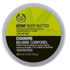 Hemp Body Butter *need to test