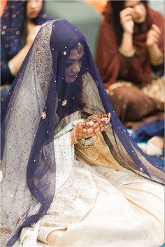 Ruba + Ovais's Nikkah Bridal Hairstyle Indian Wedding, Asian Wedding Dress, Pakistani Wedding Outfits, Bollywood Wedding, Bridal Outfits, Bridal Hijab, Indian Wedding Photography Poses, Afghan Wedding, Bridal Photoshoot
