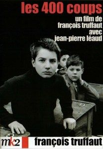 Les 400 Coups (The 400 Blows, 1959) - Written & Directed by Francois Truffaut - With Jean-Pierre Leaud