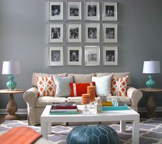 House of Turquoise: Denise Briant Interiors