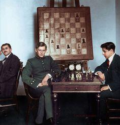Photos colorisées de la Vie des Russes entre 1900 et 1965 (11)