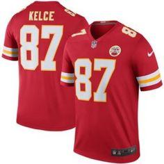 Travis Kelce Jersey, Kansas City Chiefs Game, Nfl Raiders, Color Rush, Nfl Team Apparel, Nfl Jerseys, Cool Tees, Nike Men, Pride