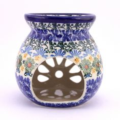 Nice aromalamp! How spectacular piece for your home, is it right? This product and much more of #PolishPottery is ready for you at http://slavicapottery.com