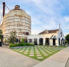 Magnolia Expansion is almost complete. Food trucks are back. Magnolia Market, Magnolia Homes, Fixer Upper, The Expanse, Food Trucks, Building, Texas, Travel, Instagram