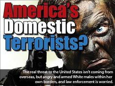 """Not safe in Schools, not safe in Theaters, not safe in Airports, not safe """"Driving While Black"""", not safe while worshiping in Church and on and on. We're not hearing enough about these """"Domestic Terrorist"""" which by the way are ALL WHITE!!! Then we hear about """"The Lone Wolf"""" which usually is ISIS inspired...but """"Minorities"""" have been Disrespected with Unprecedented Hatred by Our Republican Lawmakers and Our Domestic Terrorist. SEE YOU AT THE POLLS!!!"""