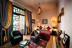 Morocco: Hotel Review: Riad Star in Marrakesh, Morocco - NYTimes.com