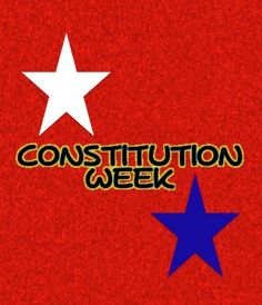 FREE printable for Constitution week. Link to schoolhouse rocks preamble video