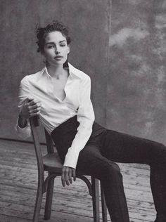 Elegance - White Shirt