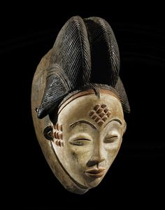 Unknown Artist, 'Mask, Punu, Gabon,' Late 19th -Early 20th Century, Tambaran