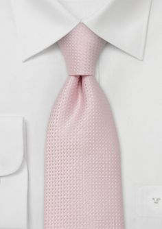 Another tie to match our Blush Bridesmaids dress! #donnamorganbridesmaids