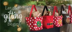 Thirty-One Gifts  Check out these amazing Christmas specials from my site!! sooo CUTE!! www.mythirtyone.com/bethanydecatur