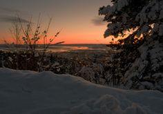Landscape Oslo Norway