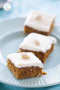 Korzenne ciasto marchewkowe bez glutenu - Lawendowy DomLawendowy Dom