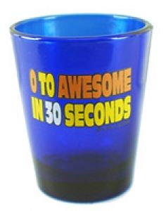 $2.99 Funny Shot Glasses, Hand Painted Wine Glasses, Glass Collection, Shots, Display, 30 Seconds, Tableware, Awesome, Cheers