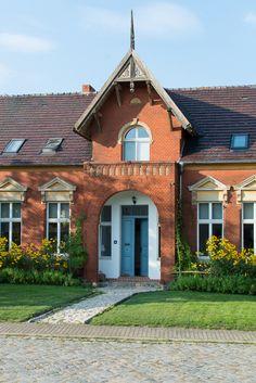 Katrins' old countryside house in the Brandenburg region near Berlin.