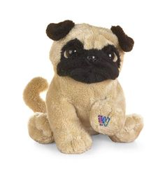 54 Best Pug Soft Toy Images On Pinterest Pug Dogs Pugs And Doggies