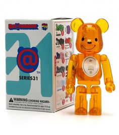 Bearbrick Series 31