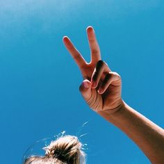 peace in the sky