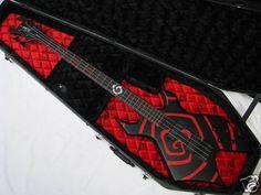 BC Rich Vortex Signature Warlock 4 Bass Guitar For Sale!