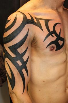 Tribal Arm Tattoo Designs