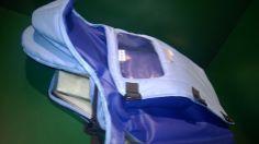 Estudiantes de la Universidad de Stanford inventan una incubadora de 25 dólares con pastillas de cera que se colocan en una mochila. Mantien...