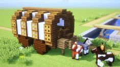 how do tou build a castle on minecraft ipad Minecraft Pixel, Skins Minecraft, Minecraft Plans, Minecraft Houses Blueprints, Minecraft House Designs, Minecraft Survival, Minecraft Tutorial, Cool Minecraft Houses, Minecraft Crafts