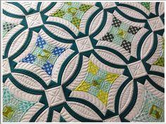 Urban Nine Patch - Sew Kind of Wonderful
