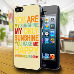 My Sunshine - Customized iPhone 4/4S & iphone