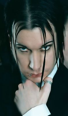 Chris Pohl from Blutengel